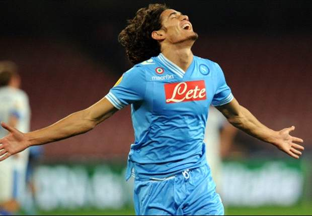 Cavani: Scudetto is within Napoli's reach