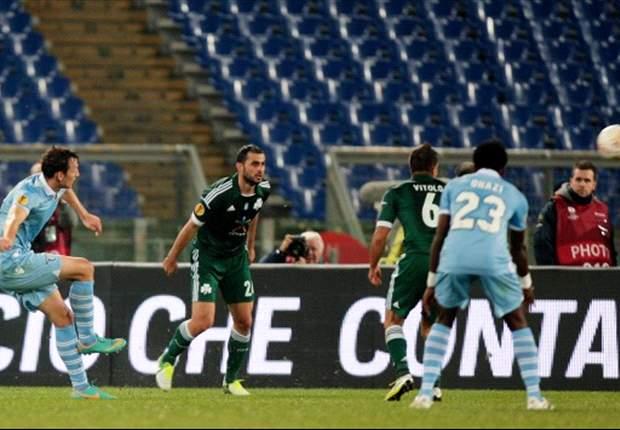 Lazio-Panathinaikos 3-0: L'Aquila torna a volare in Europa, Kozak e Floccari lanciano i biancocelesti in testa al girone