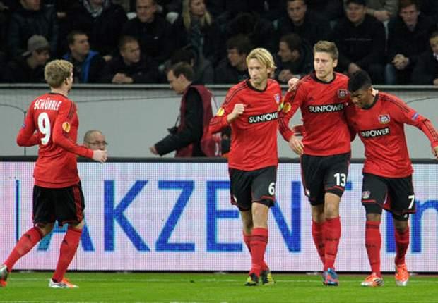 Bayer 04 Leverkusen steht nach souveränem 3:0-Erfolg gegen Rapid Wien in der K.O.-Phase