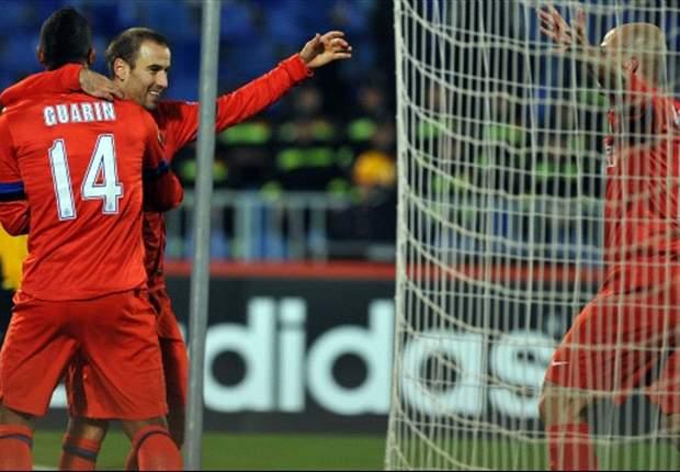 Partizan-Inter 1-3: Nerazzurri vincenti e qualificati, Palacio entra e risolve il match