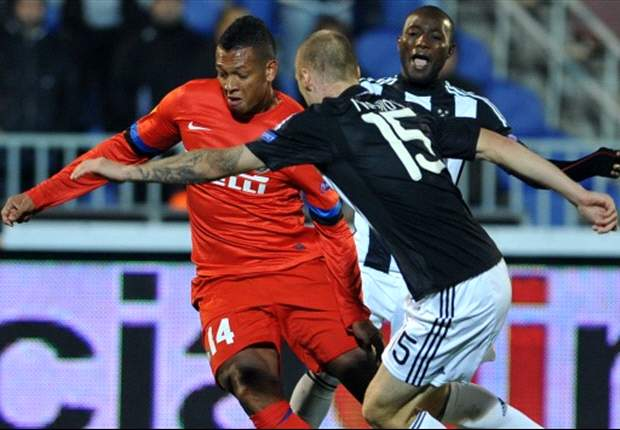 Partizan 1-3 Inter: Palacio & Guarin send Italians through