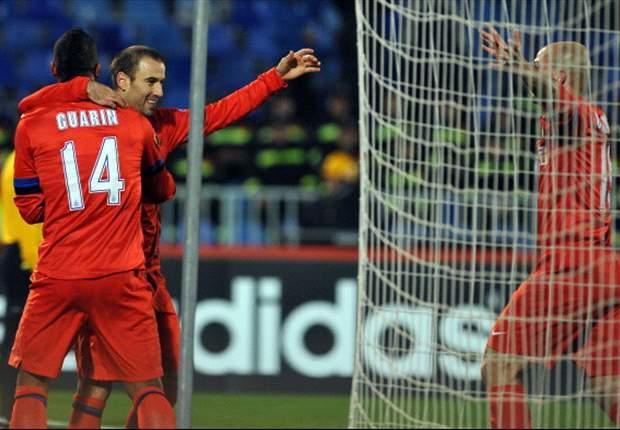 Libas Partizan, Internazionale Ke Fase Gugur