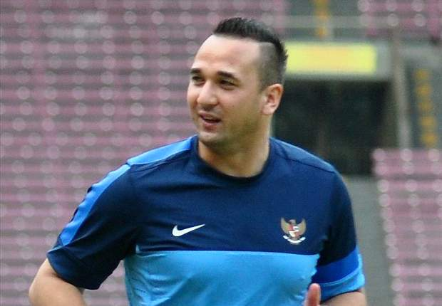 AFF WATCH: Johny Van Beukering Bangga Perkuat Timnas Indonesia