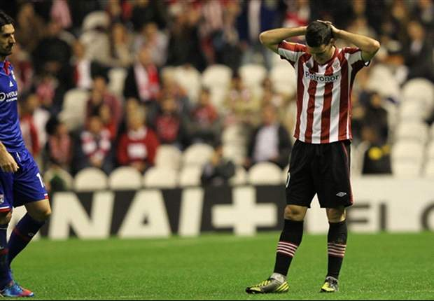 Aduriz admits fault in Athletic Bilbao slump