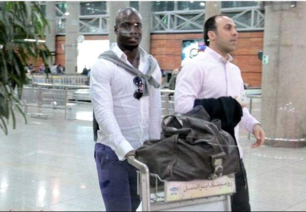 Stephen Appiah is yet to officially sign for Iranian side Persepolis