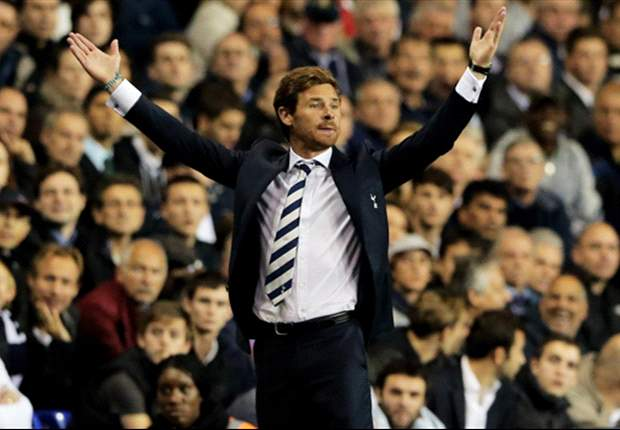 Villas-Boas glad for Tottenham's return to winning ways