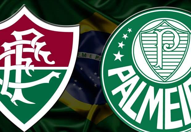 O jogo dos antônimos: tudo sobre Palmeiras x Fluminense