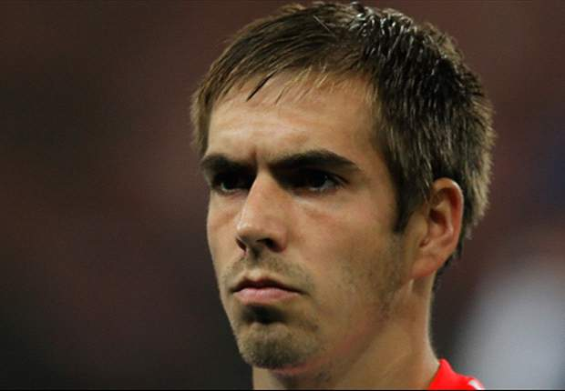 Lahm: 100th cap not important