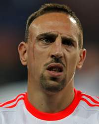 Franck Ribéry, France International