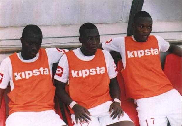 Emmanuel Frimpong set to sign for Thailand's BEC Tero Sasana