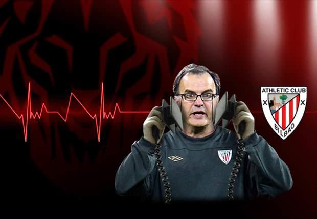 Marcelo Bielsa debe resucitar al Athletic Club
