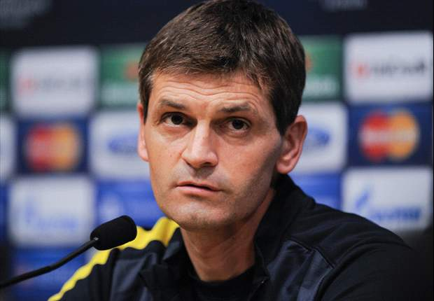 Vilanova feels 'lucky' to have witnessed Messi's record-breaking run
