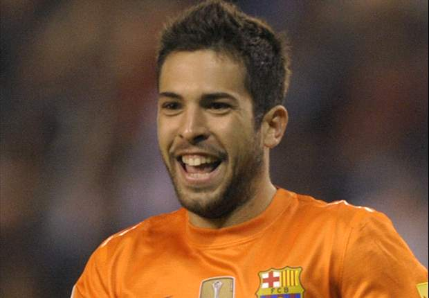 Alba: I'll go nuts if I score away at Real Madrid