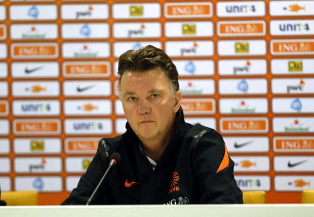 Van Gaal vond Zagreb - Lyon verdacht