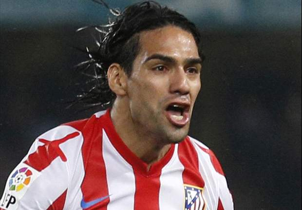 No offers received for Chelsea target Falcao, says Atletico Madrid president