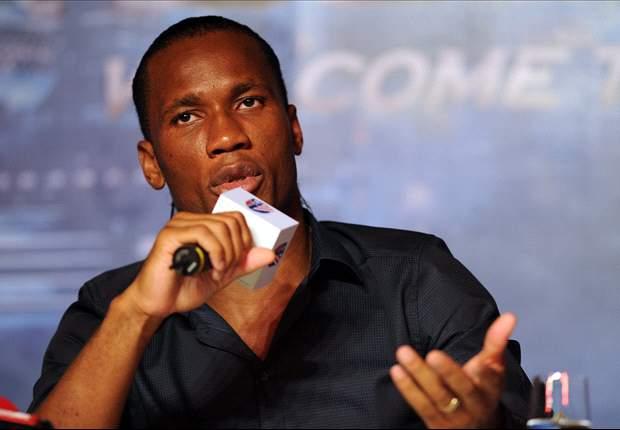 Didier Drogba Tinggalkan Chelsea Karena Ambisi Klub