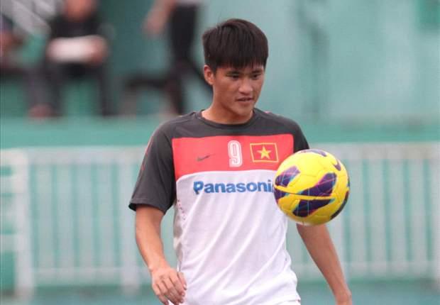 Le Cong Vinh Tolak Sriwijaya FC