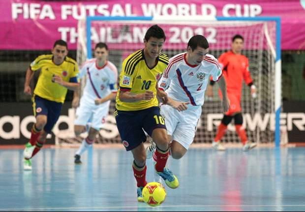 Colombia Futsal logró la clasificación