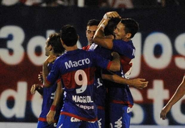 Tigre abre la Copa Libertadores