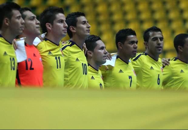 Colombia por un nuevo reto