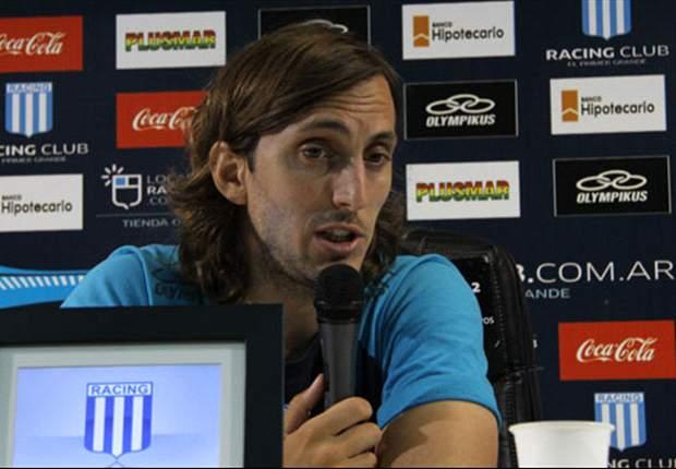 """Luis Zubeldía: """"Estamos en un buen momento para enfrentar a Boca"""""""