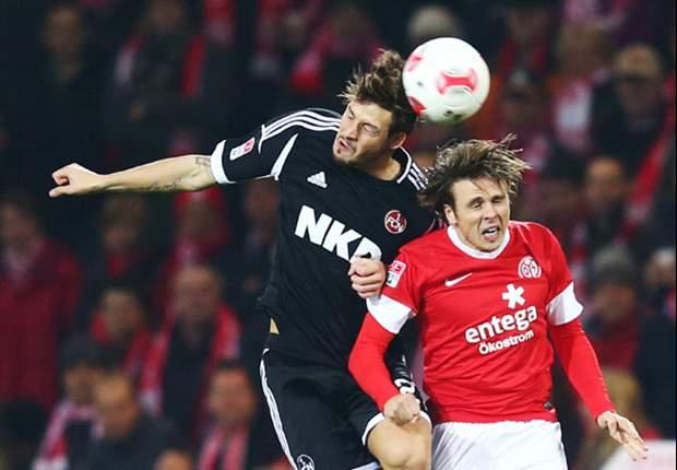 1. FC Nürnberg gegen Mainz 05: Der Kampf um Europa