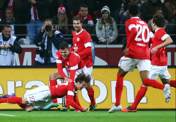Mainz 2:1 Nürnberg: In der zweiten Hälfte erwacht konnten sich die Nürnberger nicht belohnen