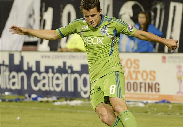 Seattle defender Marc Burch suspended for three games