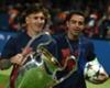 L'hommage de Xavi à Messi