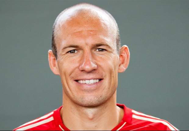 Geen kraker voor Robben