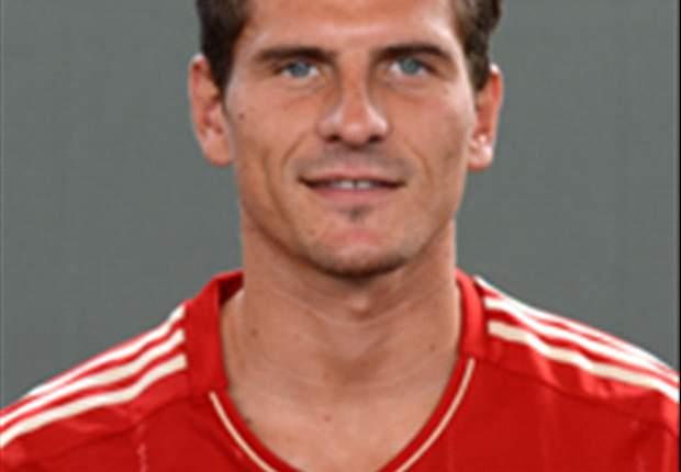 """Bayerns Mario Gomez: """"Ich rechne erst mal mit gar nichts"""""""