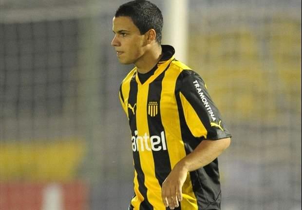 """Nicolás Raguso: """"A principio de año no sabía si quedaba en Peñarol y ahora vivo esto, es de locos"""""""