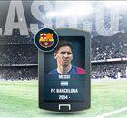HASIL POLLING: Messi Striker Terbaik Dalam Sejarah El Clasico