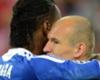 Drogba: Robben o penaltıyı benim sayemde kaçırdı