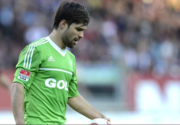 Diego wants new Wolfsburg contract