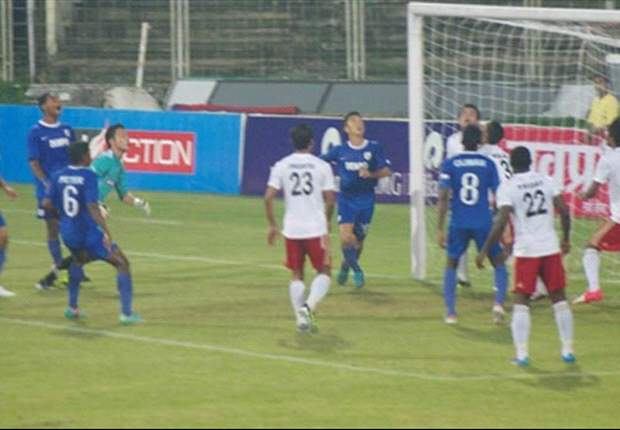 Dempo SC 4-1 Shillong Lajong FC: The defending I-League champions regain top spot