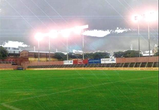 El estadio Arsenio Erico, de Nacional de Asunción, tendrá luces artificiales en 90 días