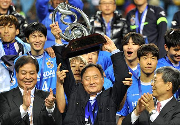 "Ulsan manager Kim Ho-Gon: ""This is the happiest day in my football life"""