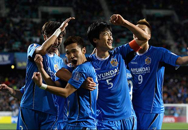 The top-30 EAFF clubs: Ulsan Hyundai