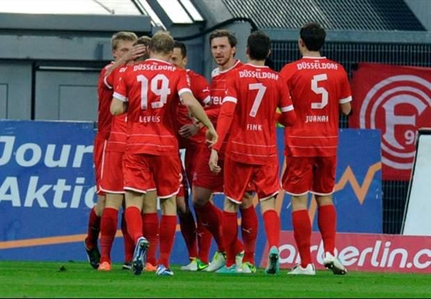 Hält Fortuna Düsseldorf die Klasse?