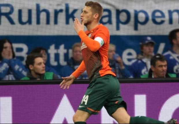 Aaron Hunt Bahagia Di Werder Bremen