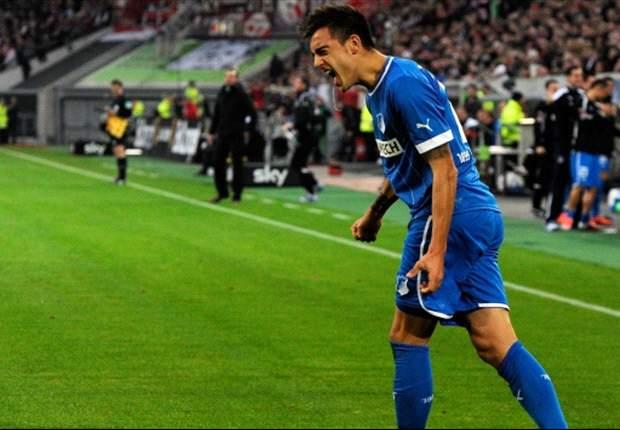 Joselu marca para Hoffenheim cuando José Mourinho no tiene delanteros