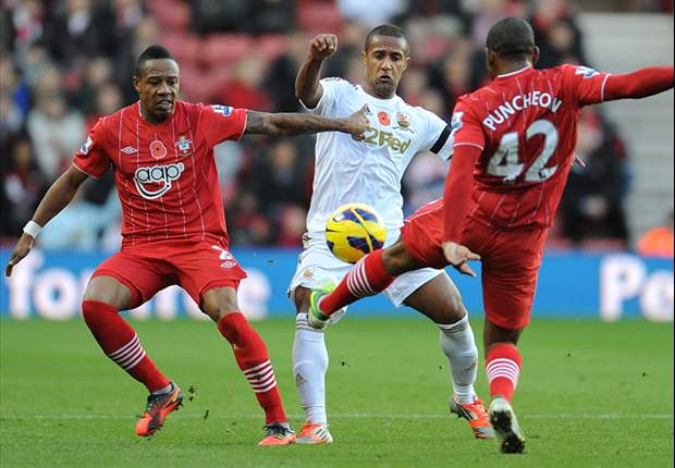 Swansea - Southampton Preview: In-form Saints aiming to move level on points with Laudrup's men