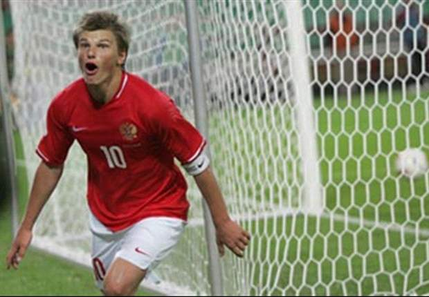Arsenal's Andrei Arshavin earns over £1.25m in advertising and endorsements