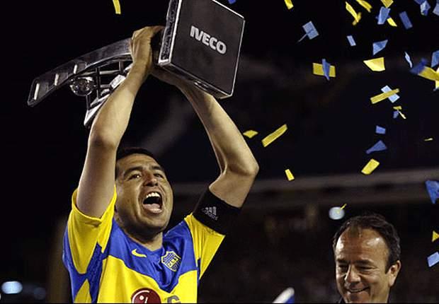 "Riquelme gereed: ""Boca weer optie"""