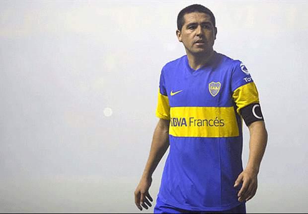 Transferts - Riquelme à Palmeiras