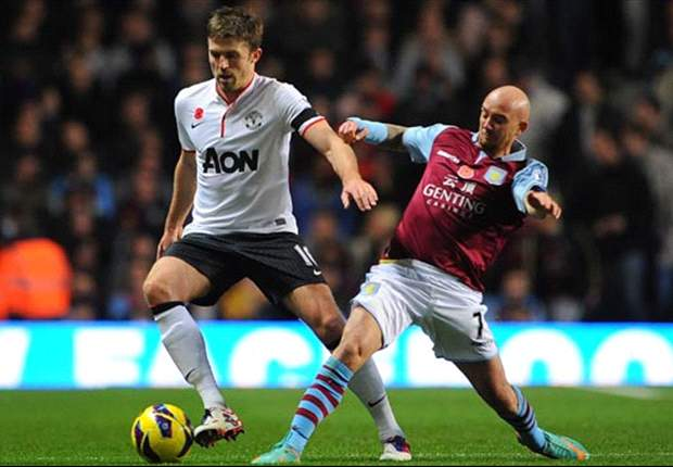 Aston Villa 2-3 Manchester United: Inspired Chicharito denies Weimann & Lambert
