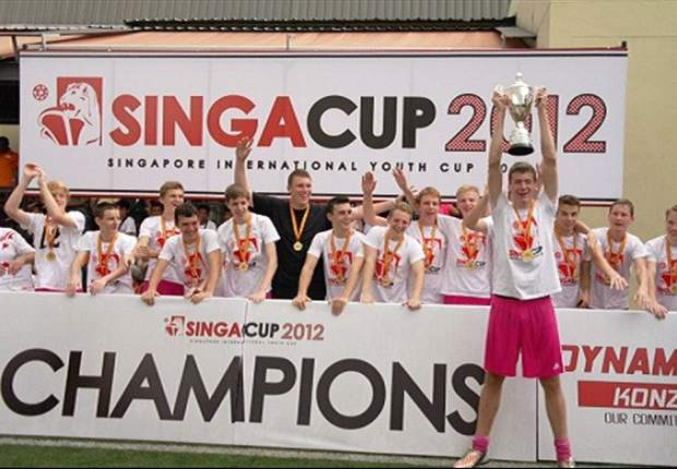 Singa Cup 2012 comes to close with an entertaining finale