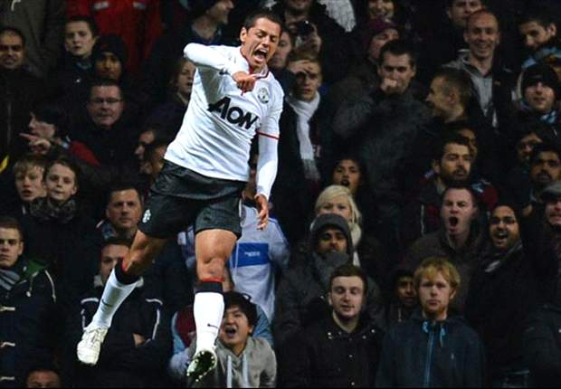 Hernandez dismisses 'super sub' tag after inspiring Manchester United comeback