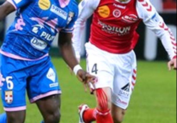 Ligue 1 - Evian surprend Reims